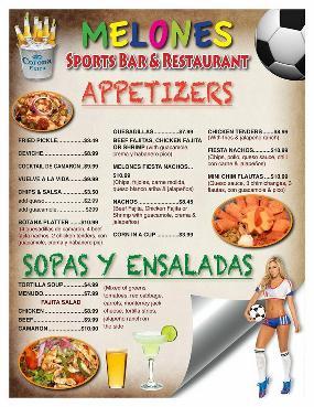 Melones Sports Bar