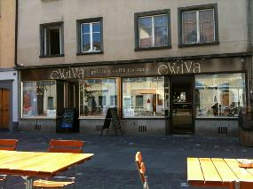Restaurant Gelateria Evviva Plankis
