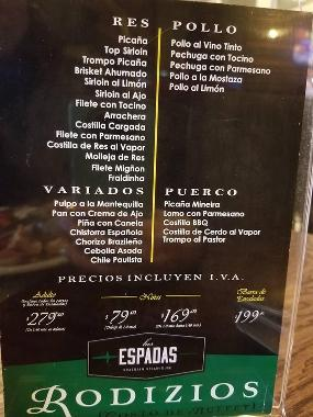 Las Espadas - Brazilian Steakhouse