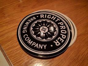 Right Proper Brewing Company Shaw Brewpub and Kitchen