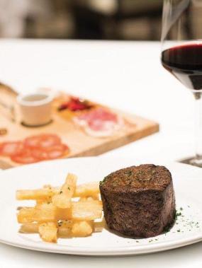 J-Prime Steakhouse