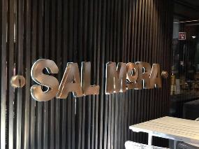 Salmora - Live Kitchen & Bar
