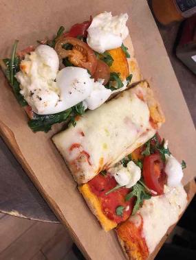 Pizza e Mozzarella