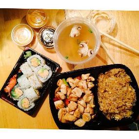 Sake Hibachi Sushi & Bar