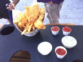 Pajo's Fish & Chips (Garry Point Park)