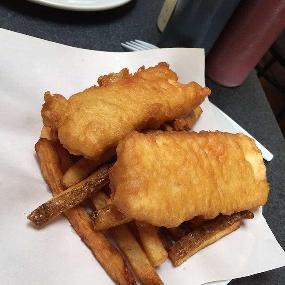 Halibut Hut Seafood Fish & Chips