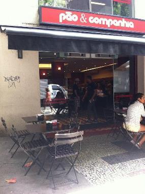 Pão e Companhia Copacabana