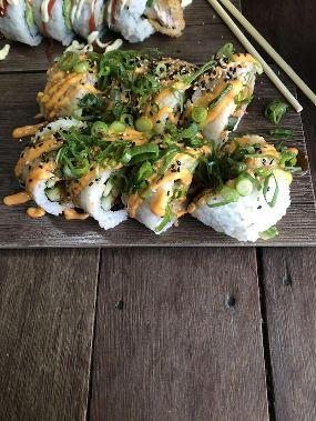 Mr. Munchies Sushi
