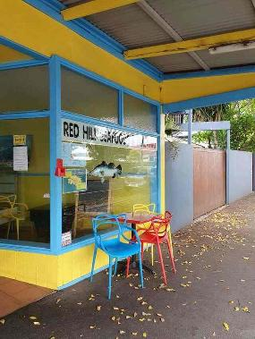 Red Hill Seafood