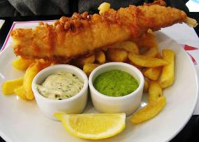 Fish Hook Traditional Fish and Chips