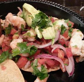 La Taquiza Fish Tacos