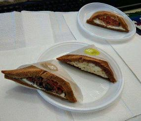 Tramé - Original Venetian Sandwiches - Garibaldi