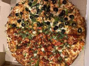 2 for 1 Pizza House