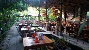 Lu Putu Coffee shop