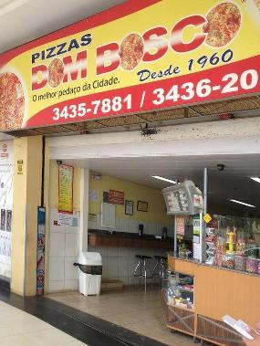 Pizzaria Dom Bosco