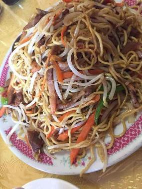 Zhu's Ginger Beef