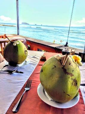 Lezat Beach Restaurant