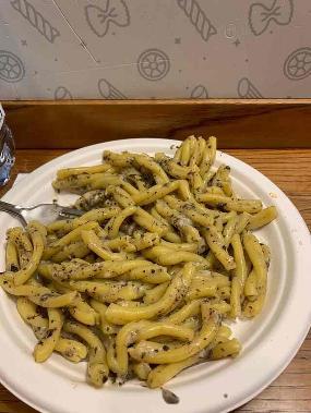 Pastasciutta - San Pietro