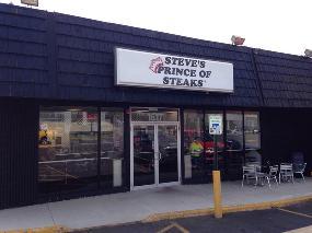 Steve's Prince of Steaks