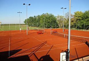 """Teniski tereni """"Lukićevo"""""""