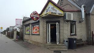 """Kebabinė Ir Maisto Prekių Parduotuvė """"Alyva"""""""