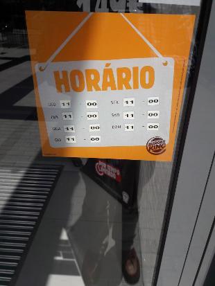 Burger King Monte dos Burgos