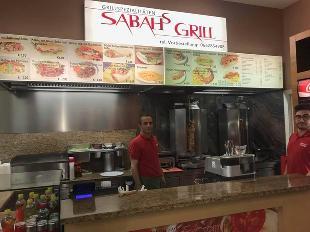 Sabahs Grill