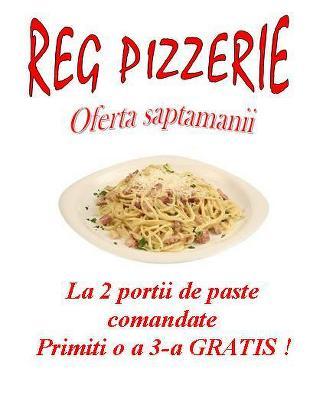 REG Pizzerie
