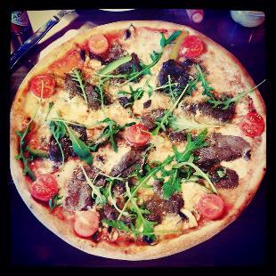 Pizzeria Knuten