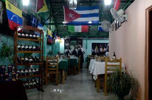 Restaurante Italiano Santa Teresa