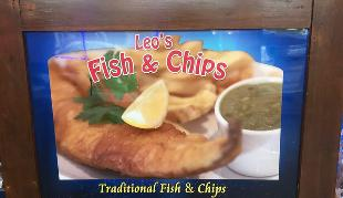 Leo's Fish & Chips