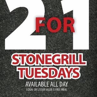 Bedrock Bar & Stonegrill