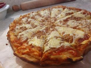 """Pizzas Gourmet """"Calavera"""""""