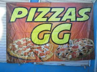 Pizzas GG