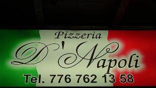 Pizzas D' Napoli