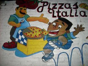 Pizzas Italia