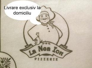 Pizzeria La Nea Ion
