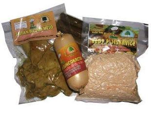 Vegetarijana proizvodi - zdrava hrana
