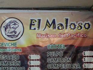 Mariscos Maloso