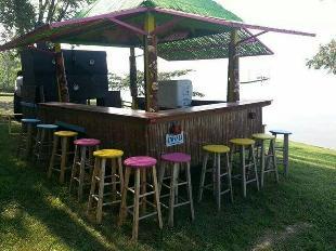 Don's Creekside Tiki Bar