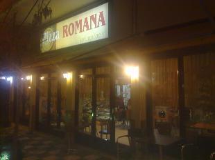 Pizza Romana Polichni Thessaloniki.