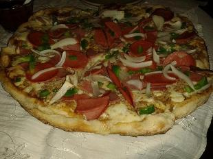 Pizzas Chetegami's