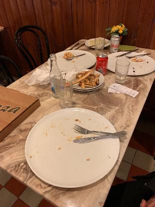 Majas pizza