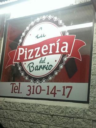 La Pizzeria del Barrio