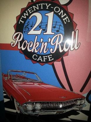 21 Rock'n'Roll Cafe