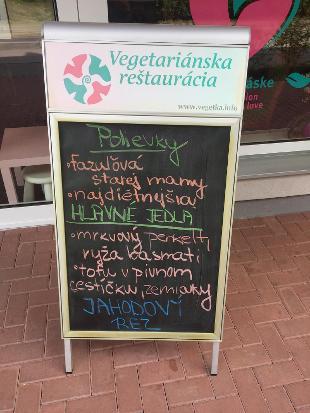 Vegetariánska reštaurácia