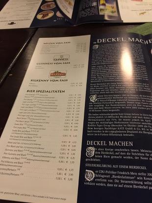 Irish Pub Schwenningen