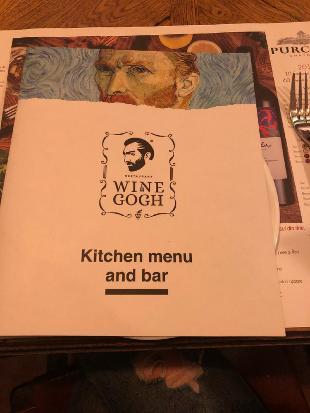 Wine Gogh