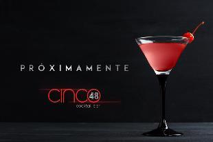 Cinco 48 - Cocktail Bar