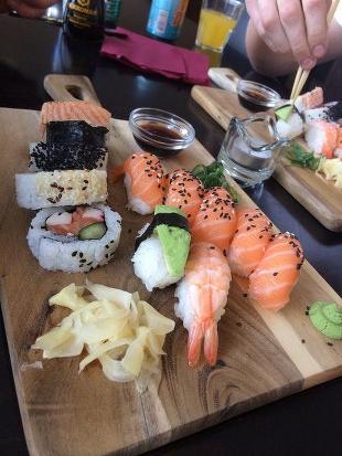 Berga Sushi